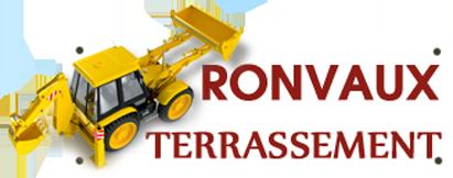 Christian Ronvaux spécialiste des travaux de terrassement